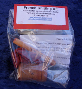 French Knitting Kit